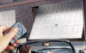 Garage Door Remote Clicker West University Place