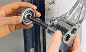 Garage Door Tracks Repair West University Place
